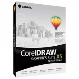 CorelDRAW Graphics Suite X5 Special Edition