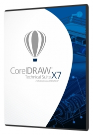 CorelDRAW Technical Suite X7 Upgrade